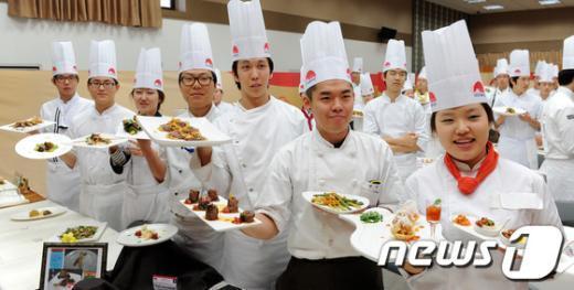 [사진]대학생 중국요리 경연대회