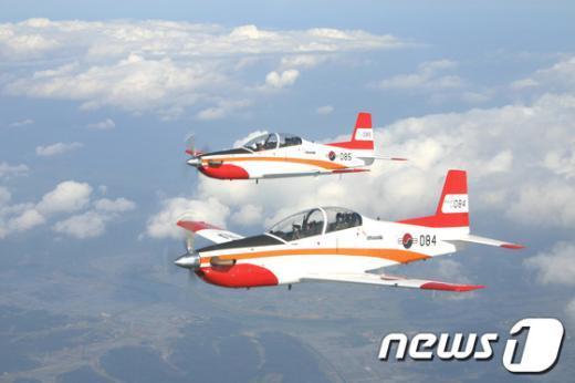 KT-1 훈련기  News1