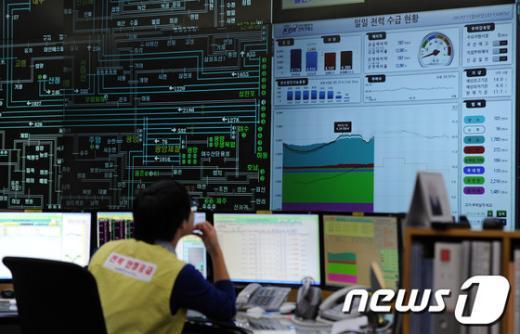 [사진]원전5,6호기 가동 중단, 비상걸린 전력수급