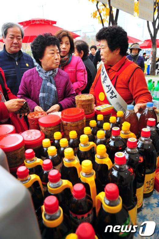 [사진]동대문구, '전통시장 이벤트' 진행