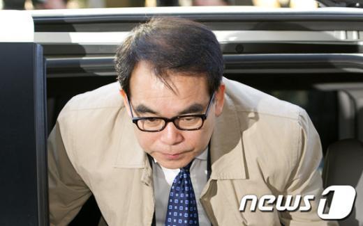 서울고검 김광준 검사.  News1 이명근 기자