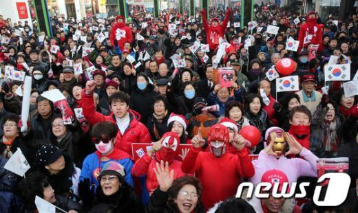 [사진]경기북부 민심은(?)