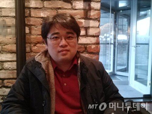 ↑강영훈 '붇옹산의 부동산 스터디' 카페 운영자@이재윤 기자