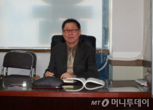 ↑최원철 한국부동산전문교육원 상가정보연구소장. ⓒ송학주 기자