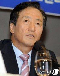 ▲정몽준 새누리당 의원
