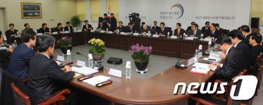 2013.1.13/뉴스1  News1 인수위사진기자단