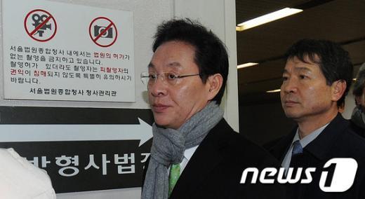 정두언 새누리당 의원.  News1 박지혜 기자