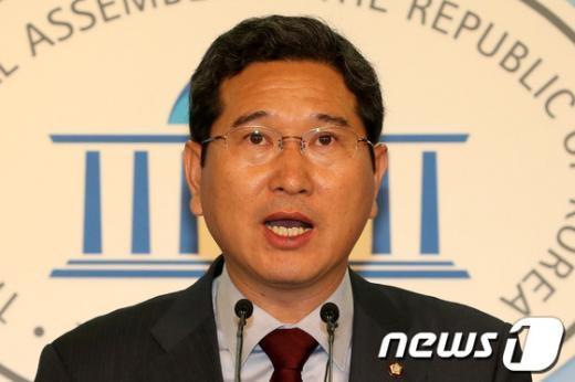 김학용 새누리당 의원. 2012.10.31/뉴스1  News1 이광호 기자