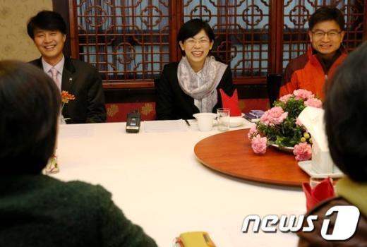 [사진]진보당 당대표 및 최고위원 후보자 회의
