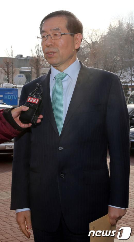 [사진]박원순 시장, 인수위원회·전국시도지사협의회 간담회 참석