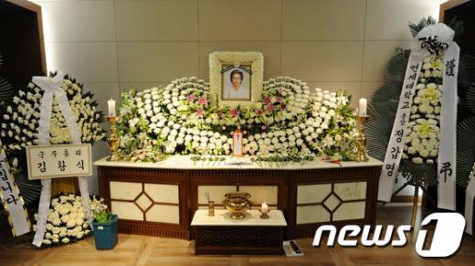 [사진]100억대 재산 기부한 김순전 할머니 별세