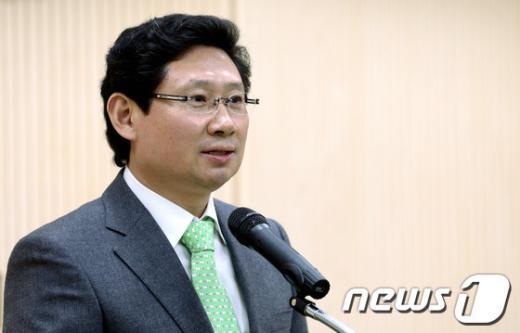 새누리당 이상일 대변인 2012.11.13/뉴스1  News1 박정호 기자