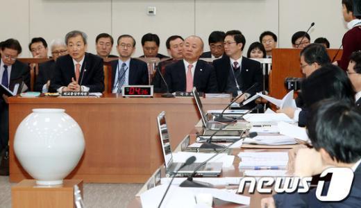 [사진]국회 외통위, 북핵현안보고