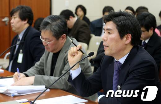 [사진]방송법 개정 공청회