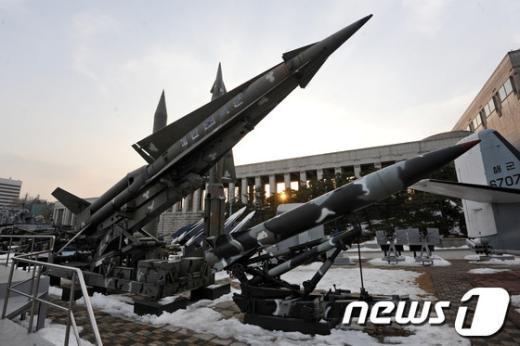 [사진]북한 전역 타격 가능 미사일 실전배치
