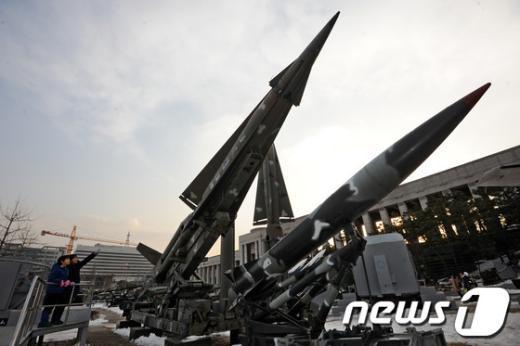 [사진]군, 북 전역 타격가능 미사일 실전배치