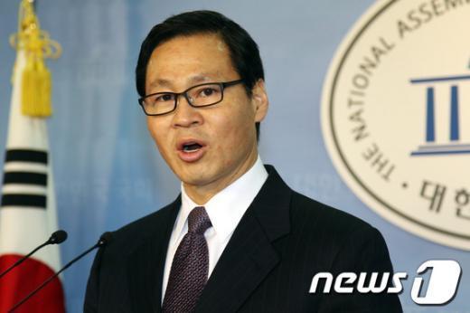 [사진]김종훈 미래창조과학부 장관 후보자 사퇴