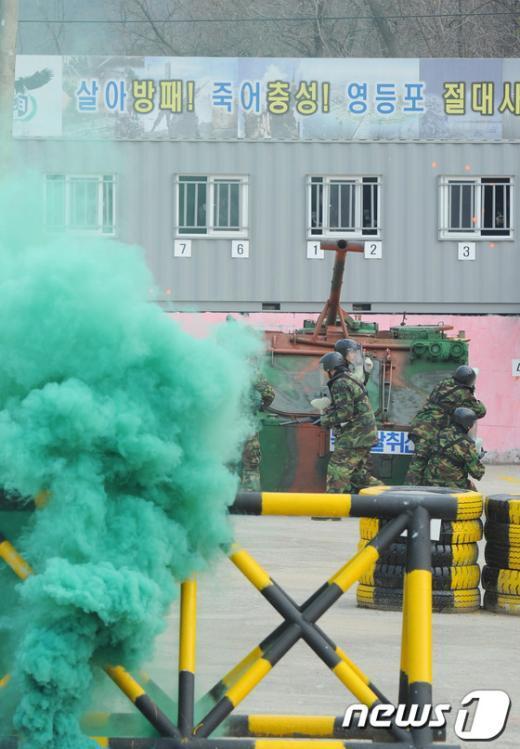 [사진]올해 첫 예비군훈련 실시