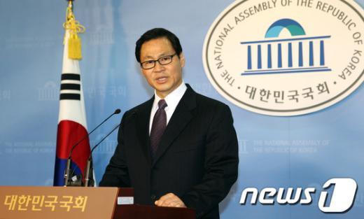 [사진]김종훈 장관 후보자 결국 사퇴
