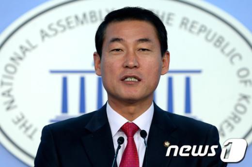 황영철 새누리당 의원. 2013.1.31/뉴스1  News1   박정호 기자