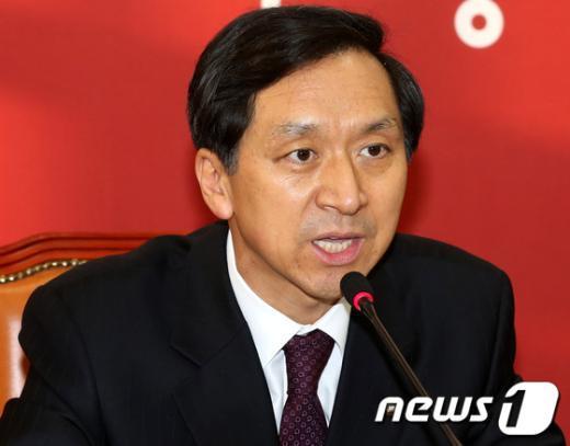 김기현 새누리당 원내수석부대표 2013.1.15/뉴스1  News1 이종덕 기자