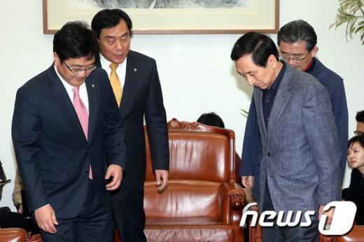 [사진]정부조직법 막판 협상 타결 될까(?)