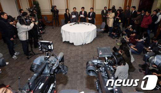 [사진]여야, 정부개편안 최종 타결