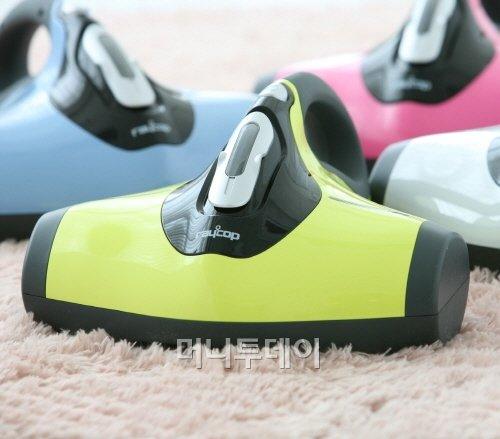 부강샘스 침구청소기 레이캅 제품 사진