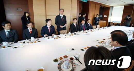 [사진]한·중의원외교협의회 발족식 열려