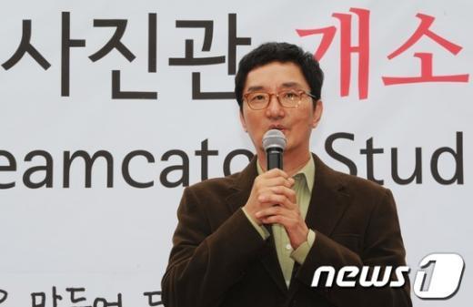 [사진]재능기부한 조세현 사진작가