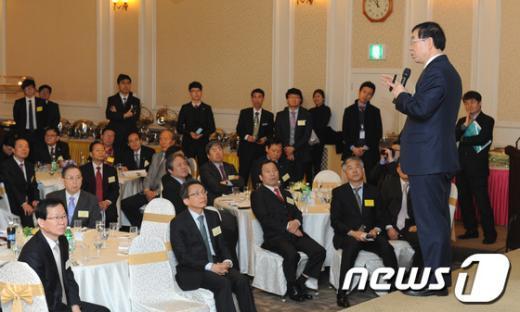 [사진]서울시-한장총, 에너지절약·마을공동체 MOU