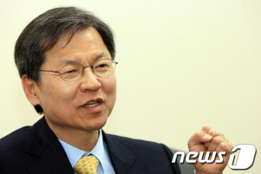 천정배 민주통합당 전 최고위원  News1 김태성 기자