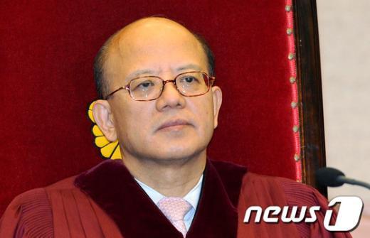 박한철 헌법재판소장 후보자 2013.3.21/뉴스1  News1   박정호 기자
