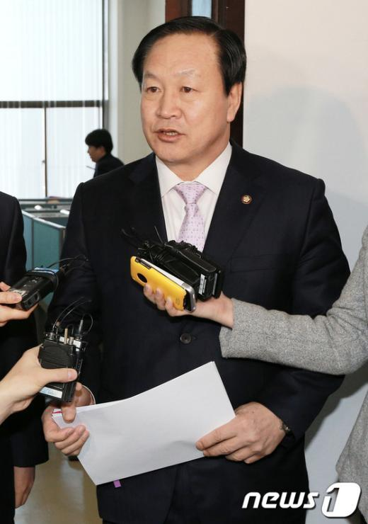 한기호 새누리당 의원. 2013.3.11/뉴스1  News1 오대일 기자