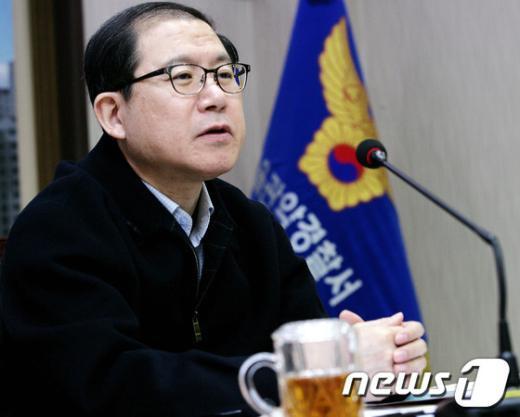 이성한 경찰청장./뉴스1  News1 (서울=뉴스1)