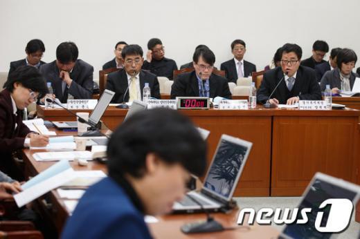 [사진]보건복지위, 발달장애인법 공청회 개최