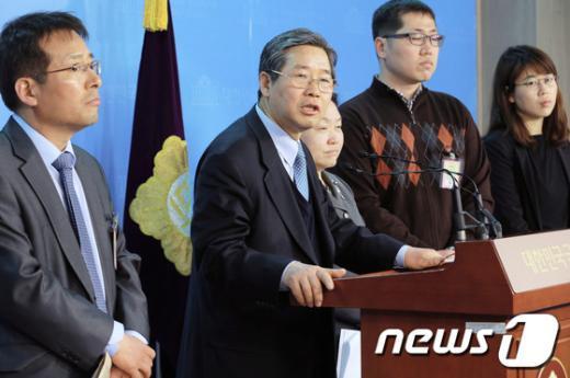 """[사진]""""불평등한 SOFA 개정협상 시작하자"""""""