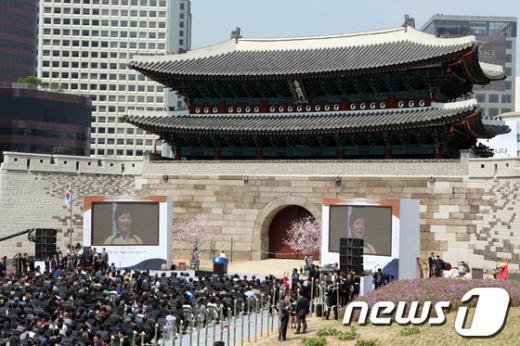 [사진]다시 돌아온 숭례문