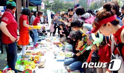 [사진]노원구, 어린이날 맞이 가족체험 행사 개최