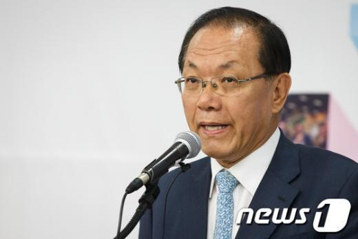 황우여 새누리당 대표 2013.4.29/뉴스1  News1 유승관 기자