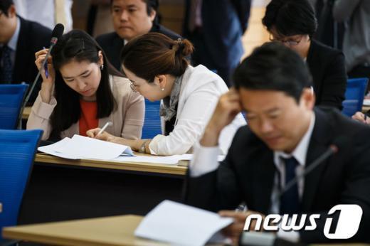 """[사진]평검사들의 """"검찰개혁 고민"""""""