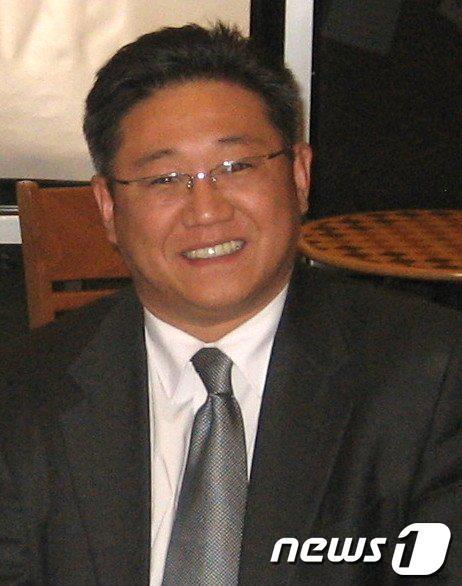 북한에 억류된  한국계 미국인 케네스 배(한국명 배준호)   News1