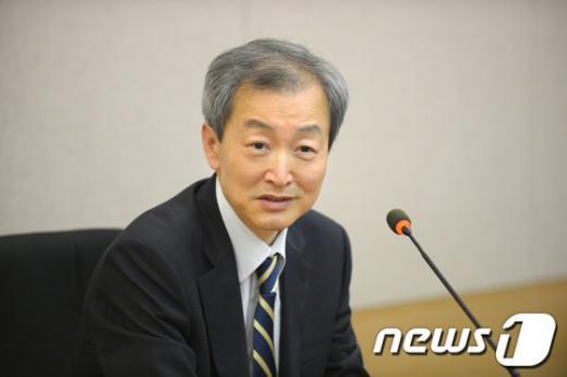 안호영 신임 주미대사(외교부 제공)  News1