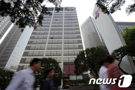 [사진]검찰, CJ그룹 수사 확대