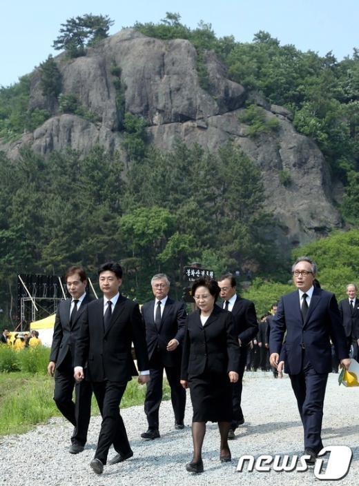 [사진]고 노무현 전 대통령 서거 4주기