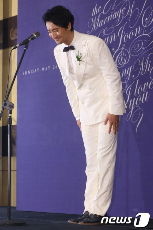 [사진]신현준, 인사도 깍듯하게!