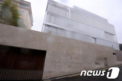 [사진]꽁꽁 닫힌 CJ경영연구소