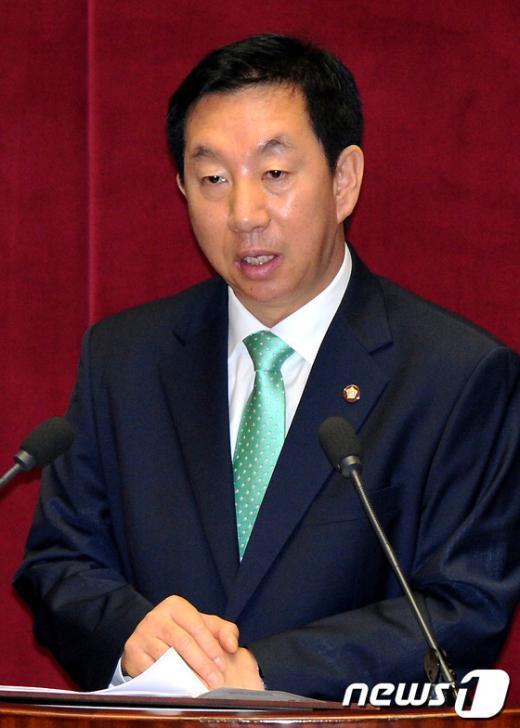 김성태 새누리당 의원2012.7.18/뉴스1  News1 박정호 기자