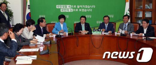 [사진]민주당, 6월 임시국회 준비