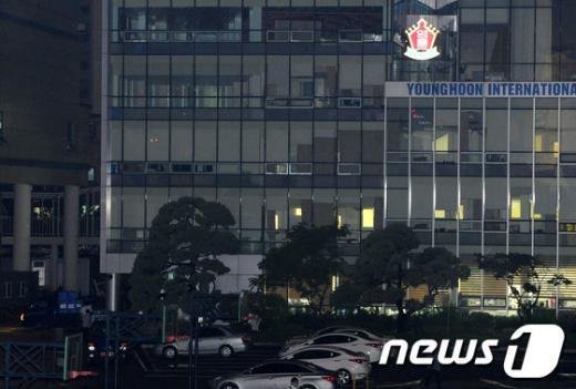 서울 강북구 영훈국제중학교. 2013.5.28/뉴스1  News1   박세연 기자